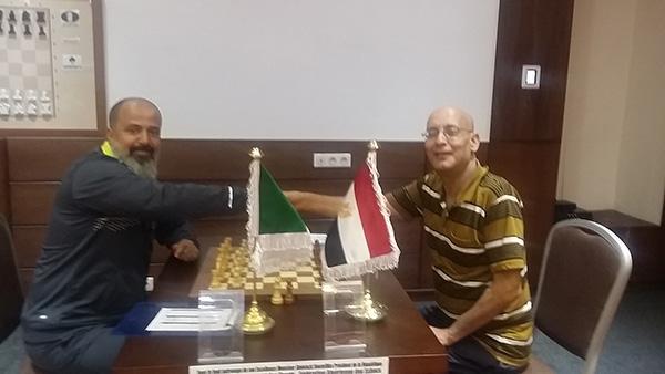 President de la fédération algérienne des échecs